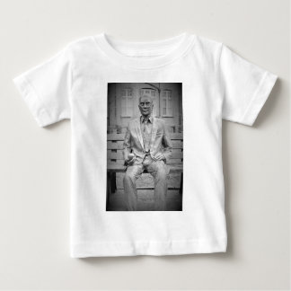 Alan Turing, OBE. The Father of Modern Computing Baby T-Shirt