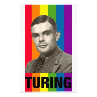 Alan Turing Stationery