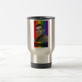 Alan Turing Travel Mug