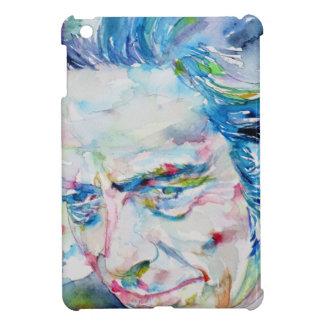 ALAN WATTS - watercolor portrait.5 Case For The iPad Mini