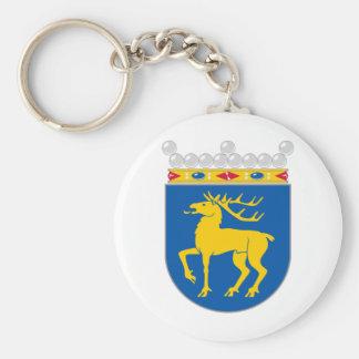 Åland Coat of arm AX Key Ring