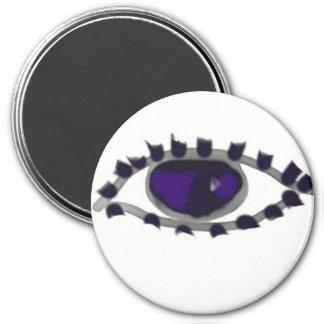 alans eyeball fridge magnets
