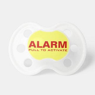 Alarm Baby Pacifier