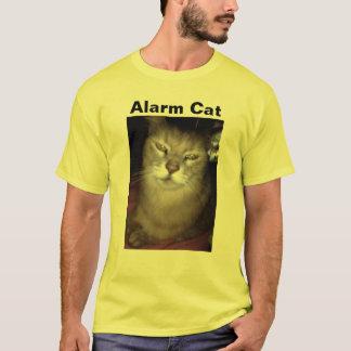 Alarm Cat T-Shirt