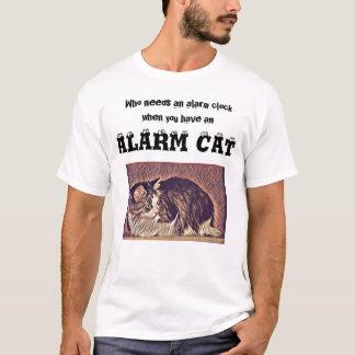 Alarm catt-shirt T-Shirt