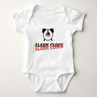 Alarm Clock baby Baby Bodysuit