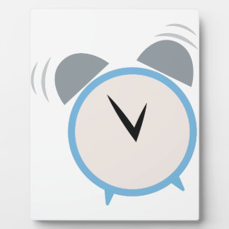 Alarm Clock Display Plaque