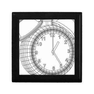 alarm clock gift box