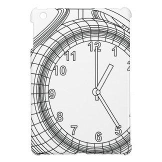 alarm clock iPad mini case