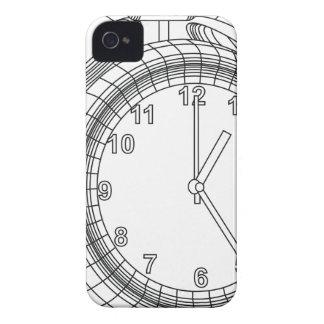 alarm clock iPhone 4 case