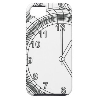 alarm clock iPhone 5 covers