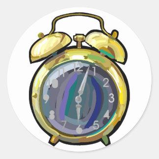 Alarm Clock Stickers