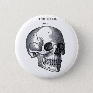 Alas, poor Yorick! Stylish Pin