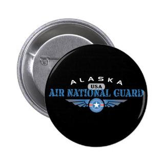 Alaska Air National Guard Pinback Button