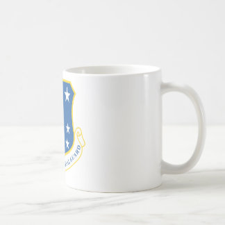 Alaska Air National Guard Basic White Mug