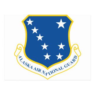Alaska Air National Guard Postcard