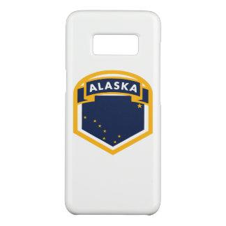 Alaska AK State Flag Shield Case-Mate Samsung Galaxy S8 Case