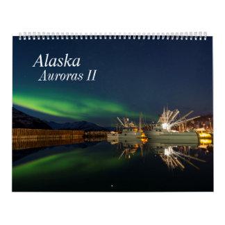 Alaska Aurora Calendar II