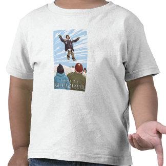 Alaska Blanket Toss - Nalukataq Festival, T Shirts