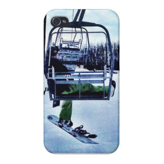 Alaska Boarding Case iPhone 4/4S Cases