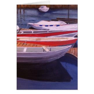 Alaska Boat Cards- Thomas Basin Card