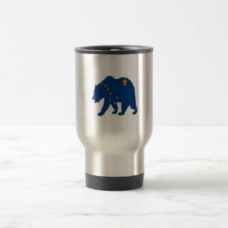Alaska Bound Travel Mug