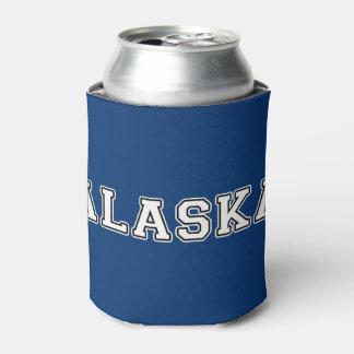 Alaska Can Cooler