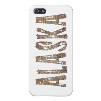 Alaska Coffee and Stars iPhone 5/5S Covers