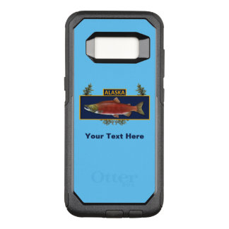 Alaska Combat Fisherman Badge OtterBox Commuter Samsung Galaxy S8 Case