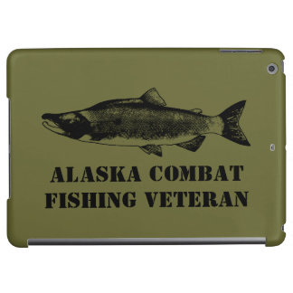 Alaska Combat Fishing Veteran