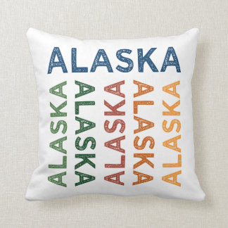 Alaska Cute Colorful Cushion