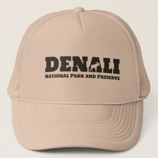 Alaska. Denali National Park and Preserve Trucker Hat