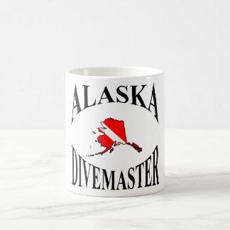 Alaska Divemaster Basic White Mug