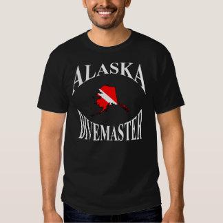 Alaska Divemaster Tees