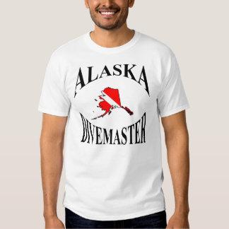 Alaska Divemaster Tshirt