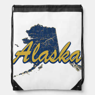 Alaska Drawstring Bag