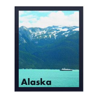 Alaska Ferry Acrylic Wall Art