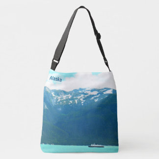 Alaska Ferry Crossbody Bag