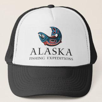 Alaska Fishing Expeditions - Trucker Hat