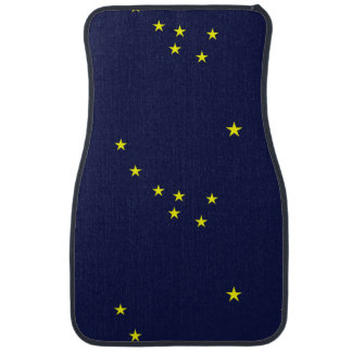 ALASKA FLAG FLOOR MAT