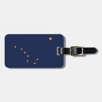 Alaska Flag - Luggage Tag
