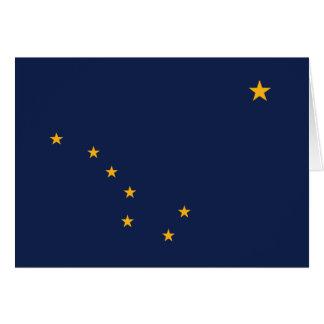 Alaska Flag Note Card