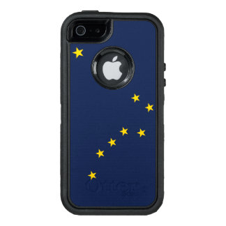 Alaska Flag Otterbox Defender Iphone SE/5/5s Case