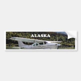 Alaska: Float plane, Trail Lake 3 Bumper Sticker
