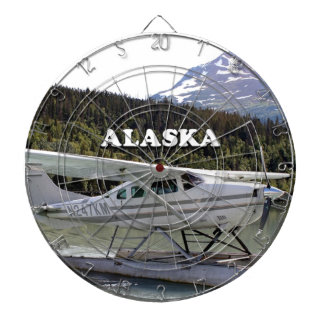 Alaska: Float plane, Trail Lake 3 Dartboard