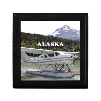 Alaska: Float plane, Trail Lake 3 Gift Box