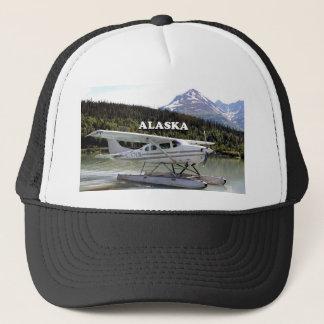Alaska: Float plane, Trail Lake 3 Trucker Hat