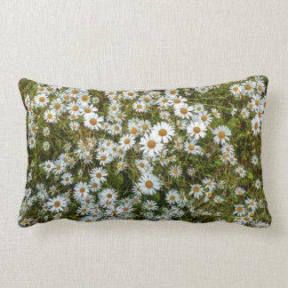 Alaska Flowers Lumbar Cushion
