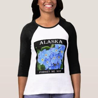 Alaska forget me not T-Shirt