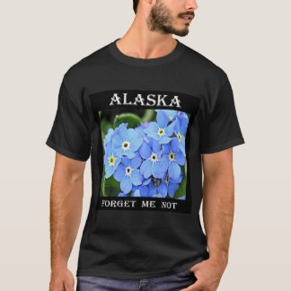 Alaska Forget Me Not T-Shirt